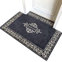 European-style cushion door pad entrance household suction anti-slip into the door pad entrance foyer anti-skid carpet customization