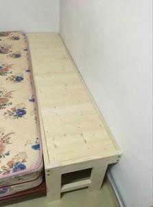 简约硬板床加宽床加长