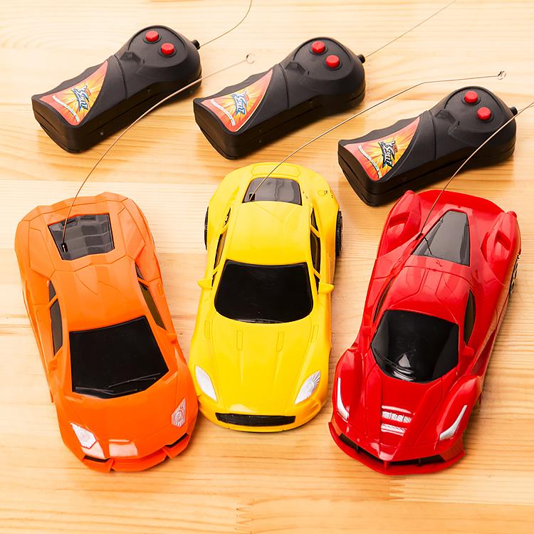 兒童電動遙控車模擬汽車模型1:24 遙控車模禮物多款多色玩具批發