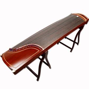 扬州天艺古筝ZJ-01红木全素面无暇 成人儿童初学入门考级专业演奏