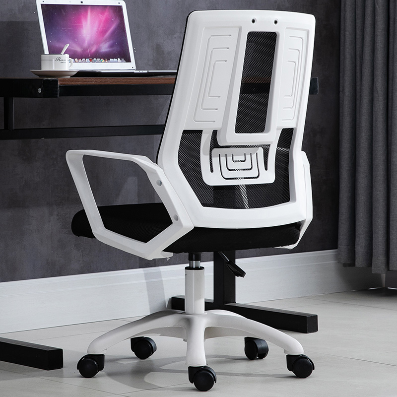 Computer chair household simple and comfortable lazy chair student dormitory desk chair office chair backrest lifting swivel chair