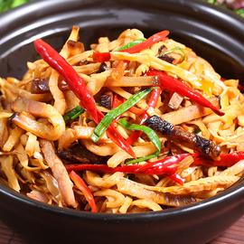 聰廚油燜煙筍300g*2袋竹筍筍干干貨特產下飯菜半成品食材快手菜圖片