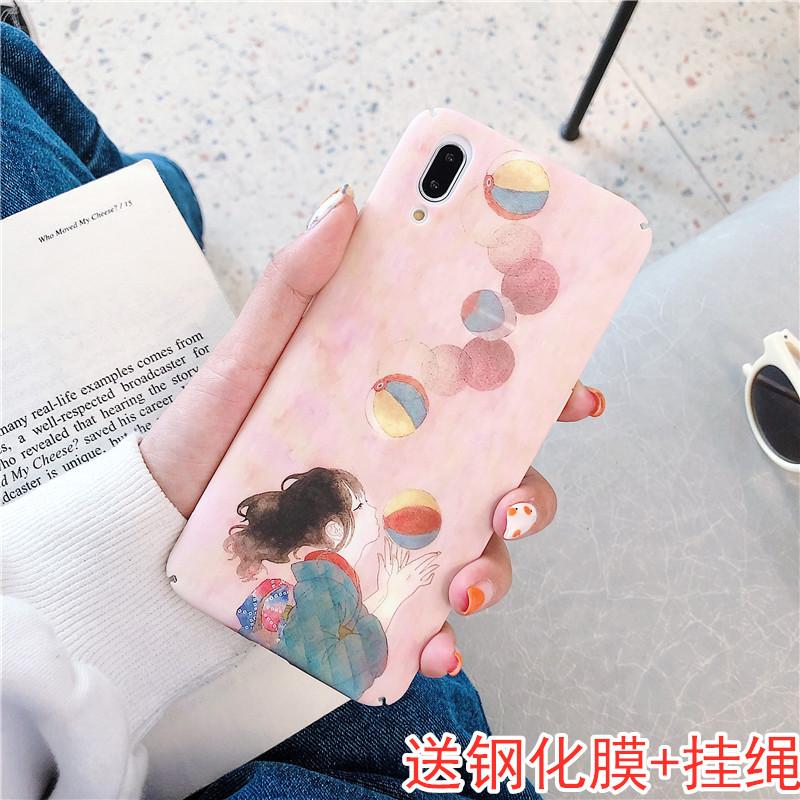 10月19日最新优惠可爱女孩荣耀10/ 20青春华为手机壳