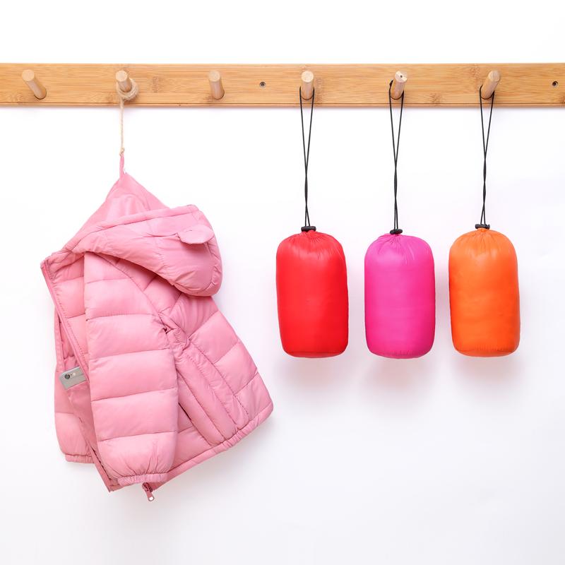 反季童装婴儿棉衣外套冬装儿童轻薄羽绒棉服男童女童宝宝棉袄清仓