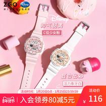 S560DC日本卡西欧手表男光能休闲黑暗之心计时防水表EFS1A