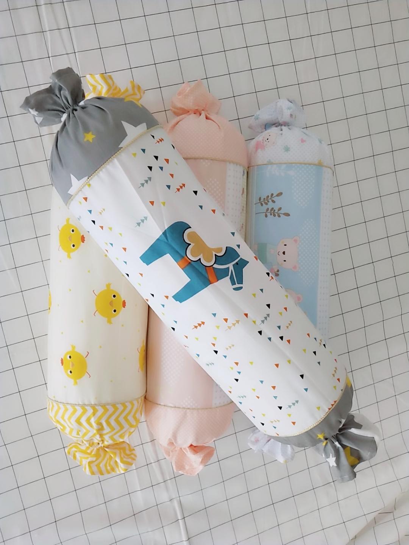 10月20日最新优惠手工圆柱孕妇结婚床头汽车大号枕芯