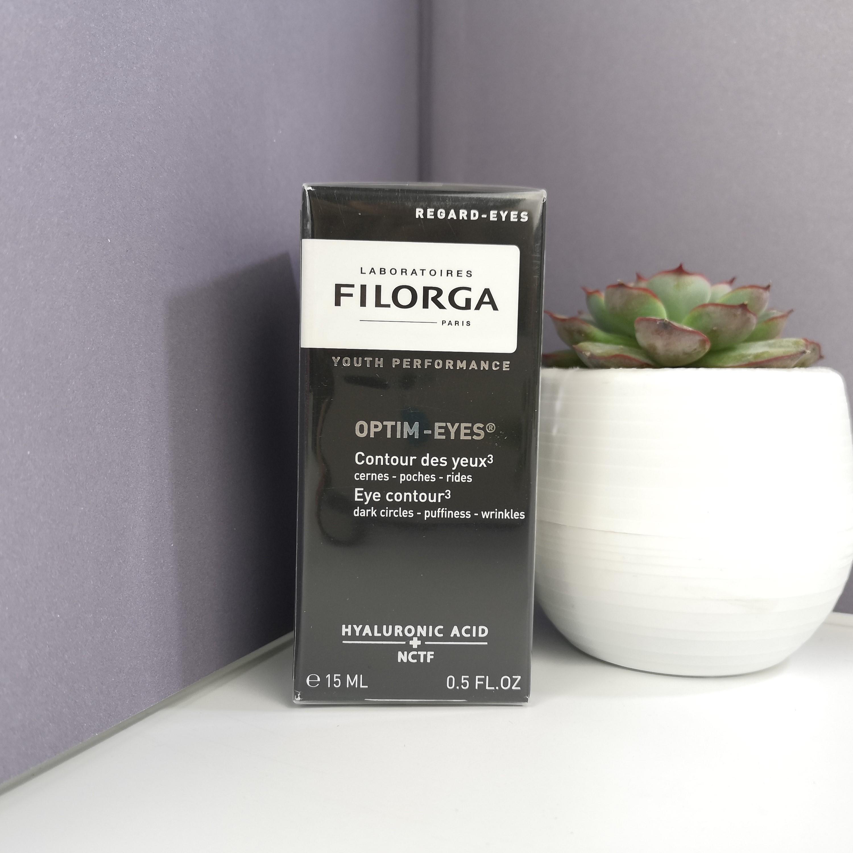 李佳琦推荐filorga菲洛嘉靓丽360眼霜紧致保湿淡化细纹去黑眼圈