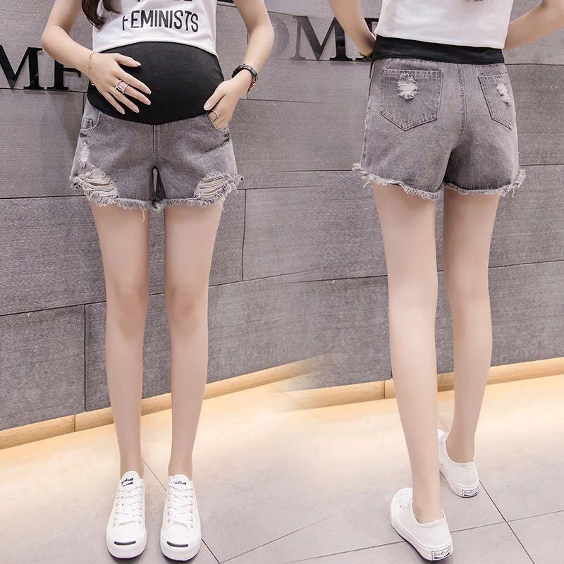 孕妇牛仔孕妇裤子夏季外穿打底裤包邮
