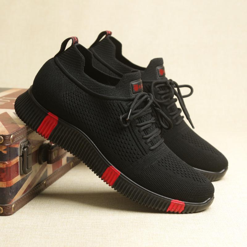 老北京布鞋2020春季新款单鞋女休闲运动鞋软底防滑中老年布鞋透气