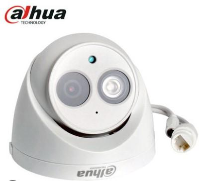 大华200万网络数字摄像头H.265编码DH-IPC-HDW4238C-A拾音摄像机