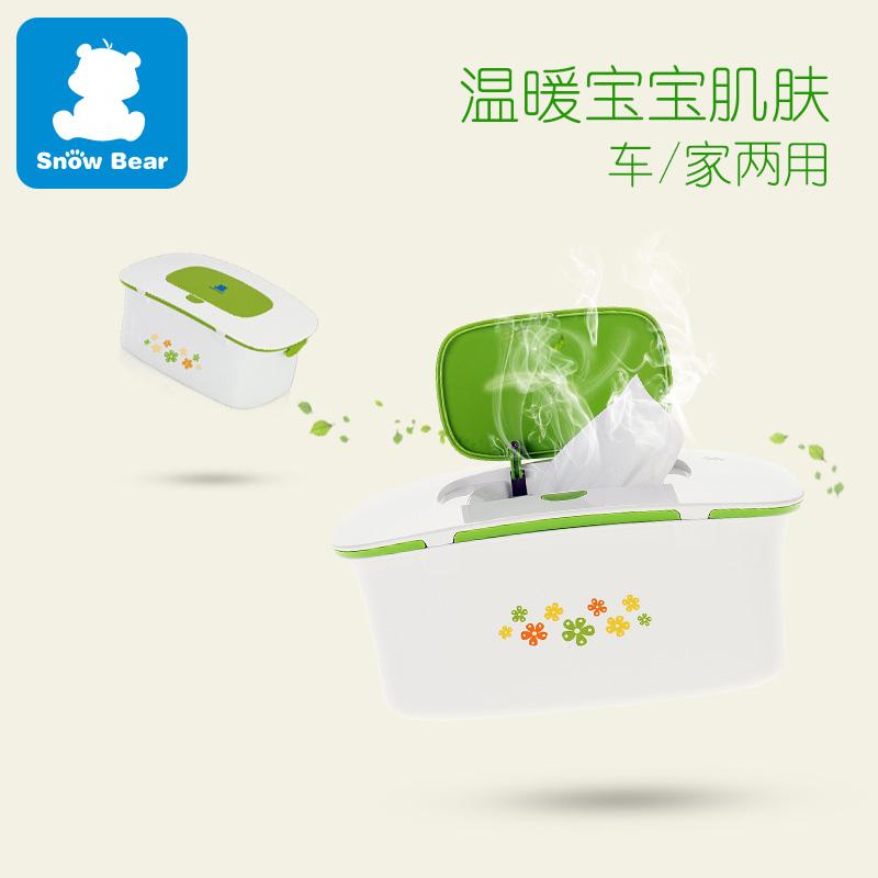 Новичок медведь флагманский магазин типа двойного назначения ребенок салфетки отопление добавлена температура устройство мокрый бумажные полотенца отопление коробка HL-0865