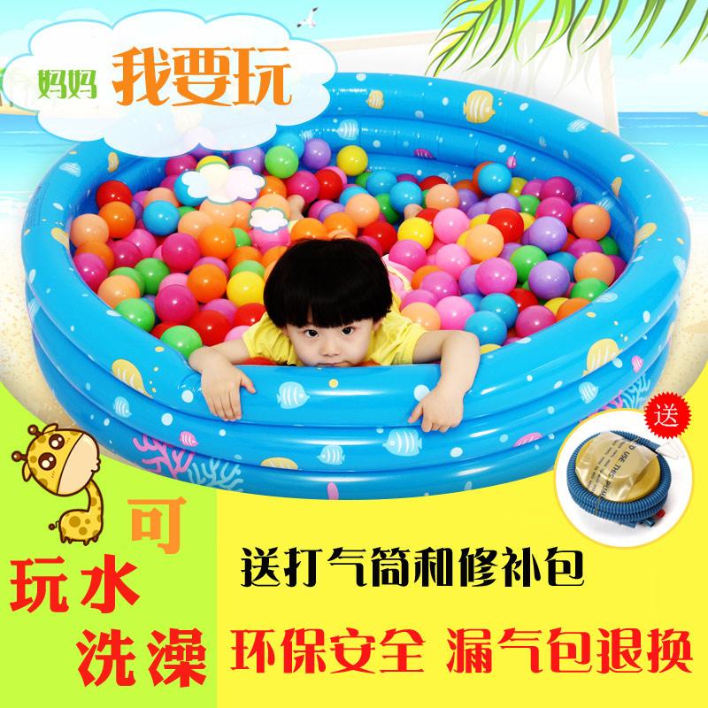 游泳池儿童充气加厚正品热卖