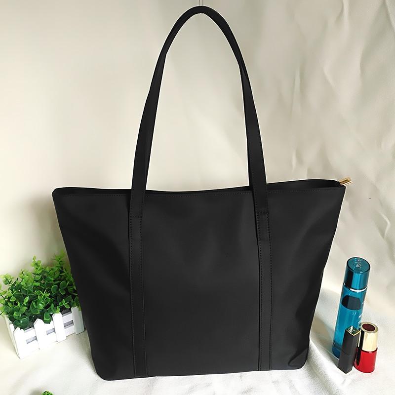 New waterproof Tote Bag 2021 Oxford cloth bag ol commuter large capacity nylon canvas bag shopping bag