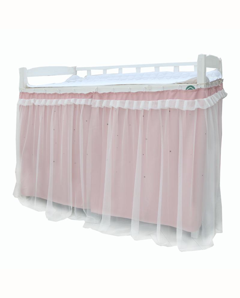 宿舍仙女少女心公主女生上铺床帘质量怎么样