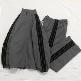 运动套装女秋季韩版学生宽松bf原宿风帅气嘻哈炸街潮牌时尚两件套