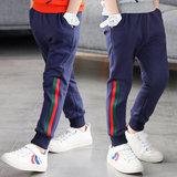 男童休闲运动裤
