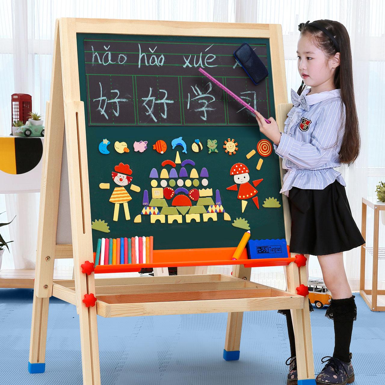 Китайская головоломкаname ребенок записная книжка магнитный маленький черный кронштейн стиль обучение wordpad живопись живопись домой граффити доска лифтинг