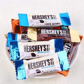 好时巧克力白好时之吻夹心混合口味500g结婚礼喜糖果散装零食批发图片