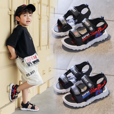 女童夏季凉鞋2020年新款中大童小宝宝软底网红鞋时尚儿童男童鞋子