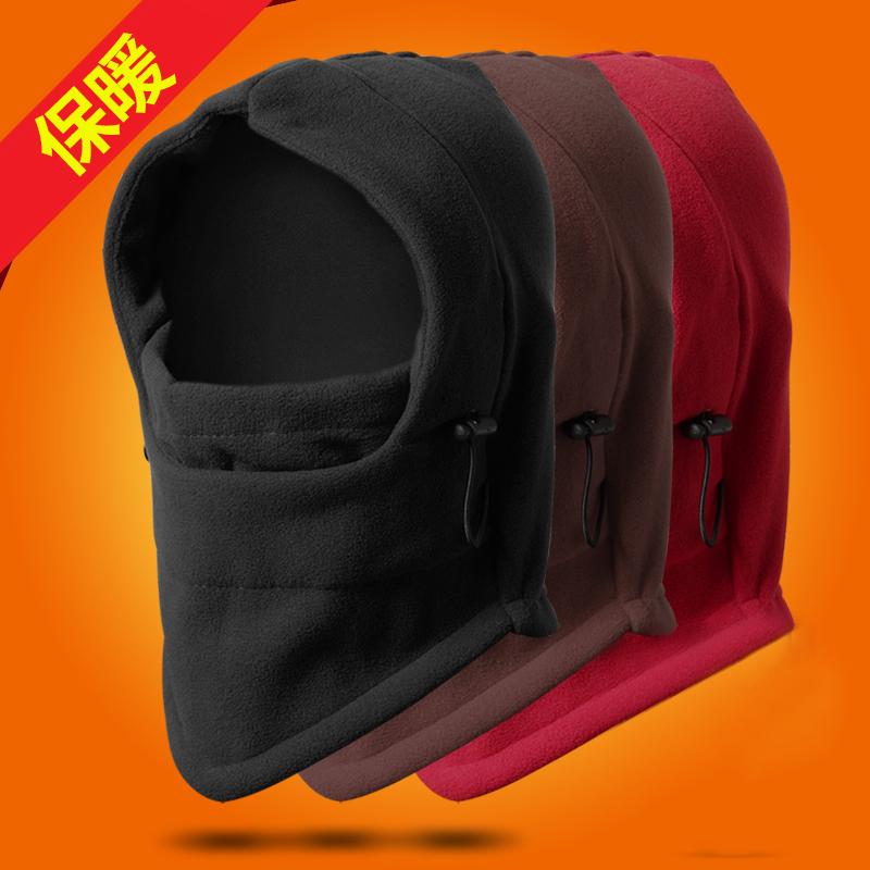 户外骑行防风口罩加厚保暖头套