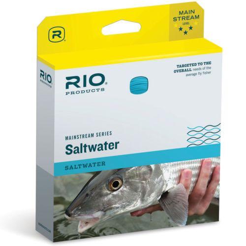 美国进口 RIO   MAINSTREAM SALTWATER 飞钓线 飞蝇线fly主线