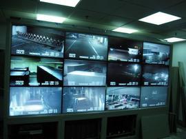 19/21/22/32/42/55寸crt液晶监视器挂墙4:3工业级监控显示器家用