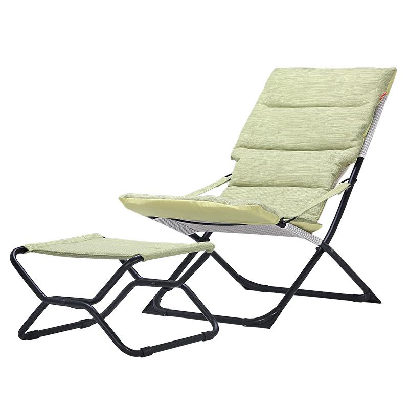 顾家kuka百变时尚折叠椅休闲办公室户外阳台可拆洗折叠椅 XJ
