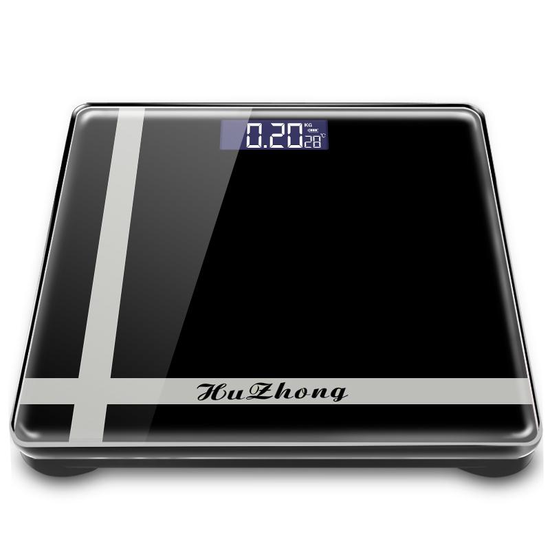 滬眾電子稱 體重秤 家用電子秤人體秤體重稱體重計健康秤精準稱重