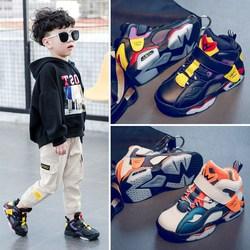 男童鞋2020年冬季新款儿童鞋子秋冬款宝宝二棉加绒保暖棉鞋运动鞋