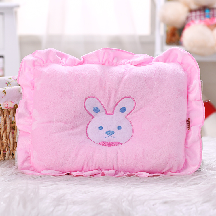 Baby pillow anti deviation head shaping pillow 0-2 years old newborn children correct head shape 3-6 months to correct deviation