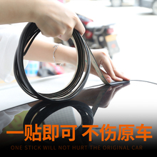 General Water Leakage Modification of Front and Back Glass Sound-proof Strip for Automobile Panoramic Skylight Glass Sealing