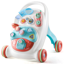Baby Toddler driver stroller baby boy learning to walk