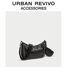 Urban revivo2020 spring new women's accessories leather light sense sub package aw06tb4n2001