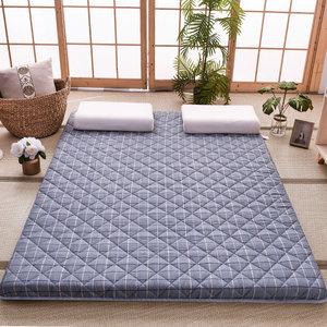 定制午睡午休床垫子地铺睡垫懒人床打地铺地垫神器1.35米床褥垫