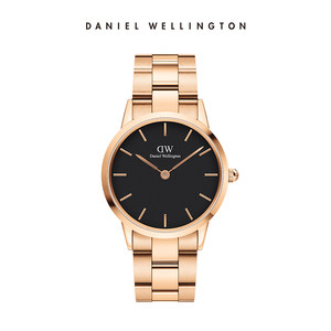 danielwellington dw男36mm精钢表带