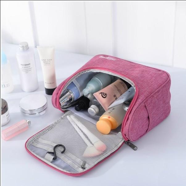 15.80元包邮旅行洗漱包女化妆包便携大容量防水化妆袋多功能化妆品旅游收纳包