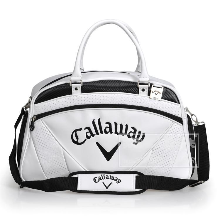 高尔夫球男女双层手提户外衣物包