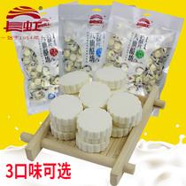 干吃原味绿豆腐特产零食500g羊奶片内蒙古奶酪条塔拉额吉羊奶贝