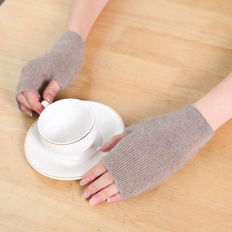 Мужские перчатки без пальцев Артикул 577572459023