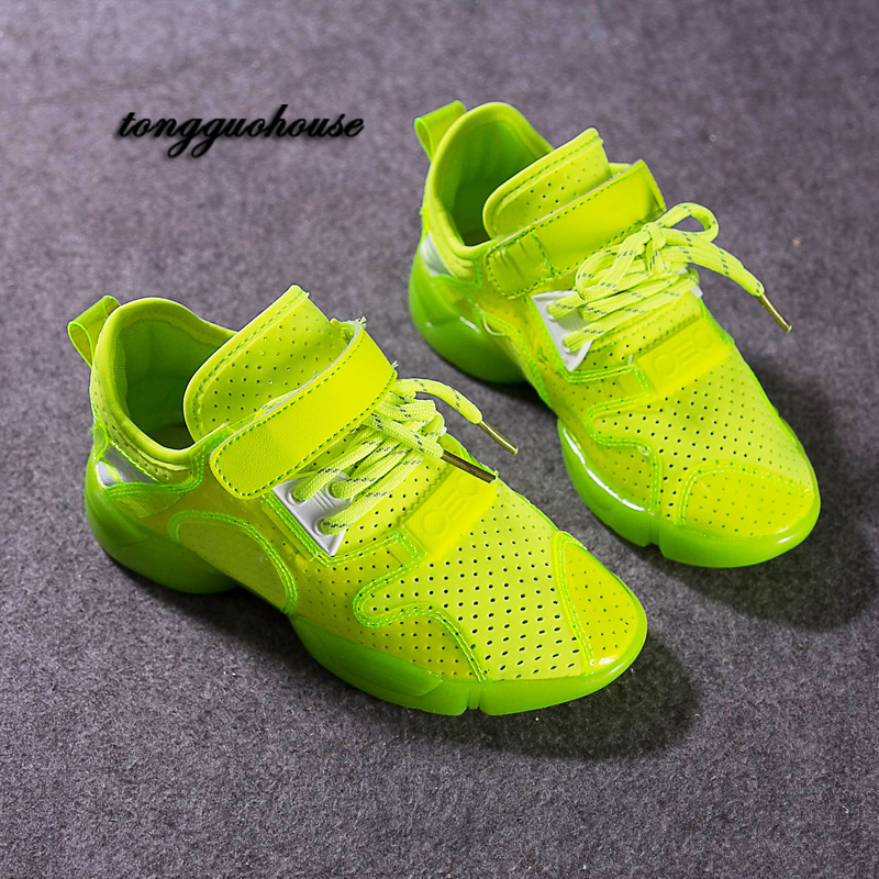 Чистая обувь 2016 лета новые стили для мальчиков детей Кроссовки Кроссовки Кроссовки дышащие прилив