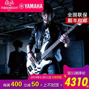 雅马哈trbx604 yamaha四弦5电贝斯