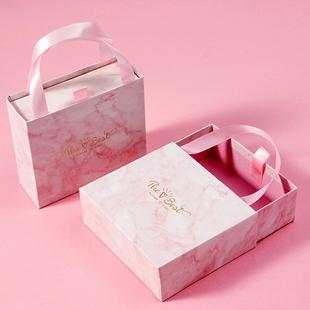 ins风口红礼品盒少女心生日礼物盒创意韩版精美包装盒大号空盒子
