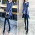 连衣裙女春秋2019新款女装潮很仙的法国小众流行裙子中长款气质春