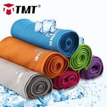 TMT Sports towel cold ice towel running gym suction sweat quick dry suction towel cooling mens and womens sweat towel