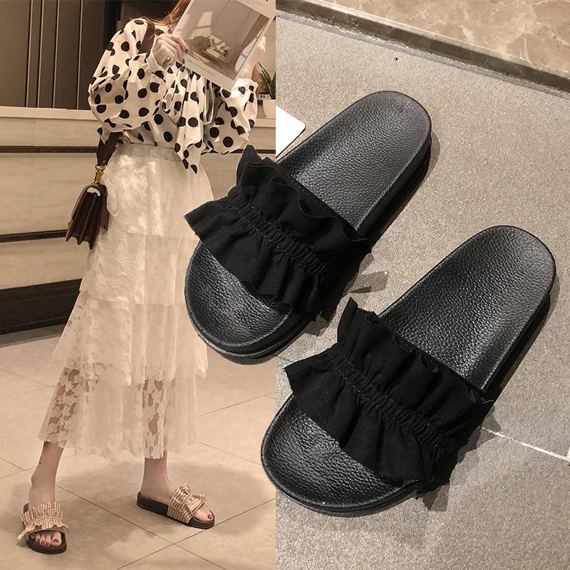 女鞋厚底拖鞋