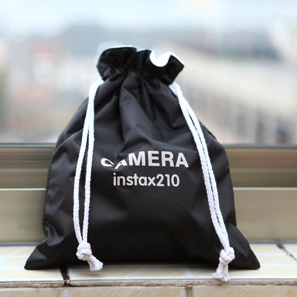 富士拍立得一次成像拍立得 instax210 wide宽幅相机专用绒布袋 绒10-16新券