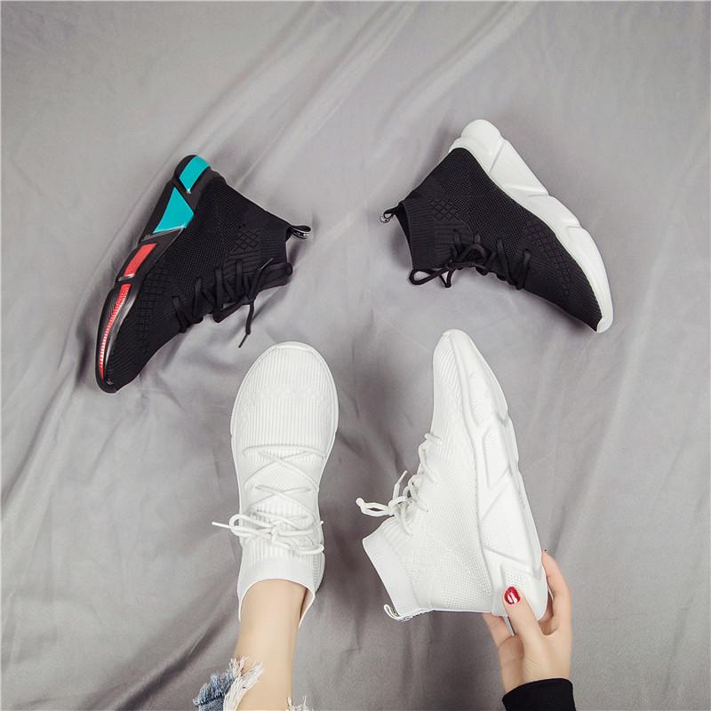 网红脏脏老爹鞋2019新款春季韩版学生百搭超火袜子运动智熏鞋子女