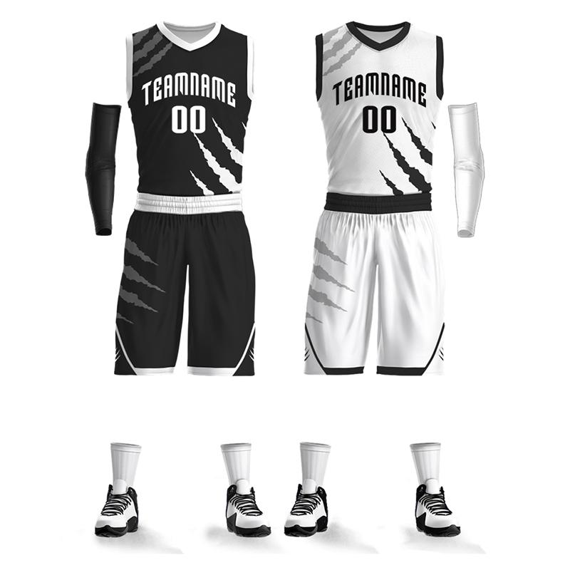 篮人篮球服套装男潮流嘻哈定制全身印字夏季球衣篮球比赛团购队服10-09新券