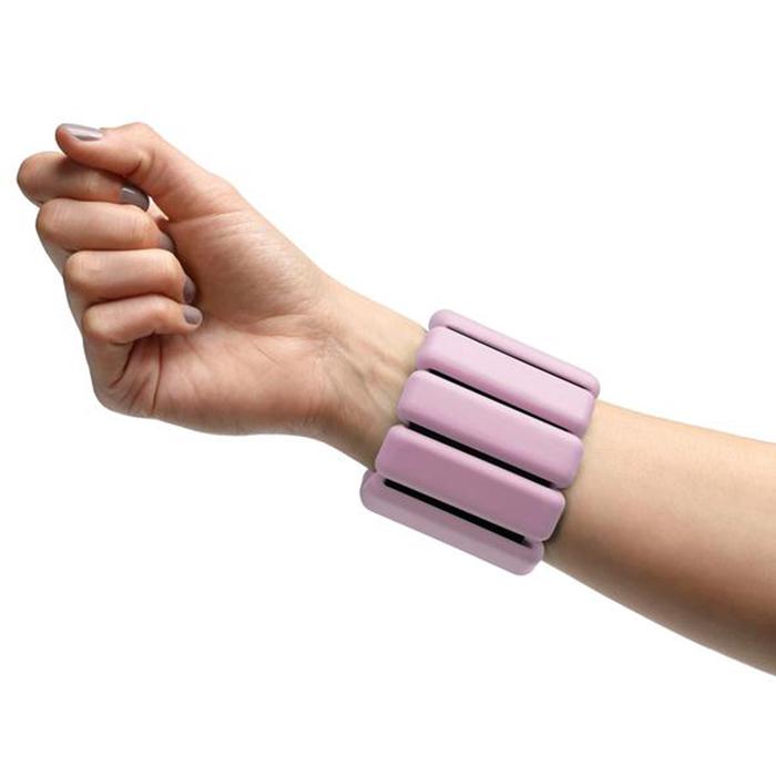 瑜伽运动装备器材配重用品 时尚可穿戴负重健身腕带 Bangles Bala