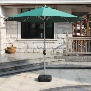 戶外遮陽傘大太陽傘庭院折疊大中柱傘戶外雨傘沙灘傘廣告傘擺攤傘